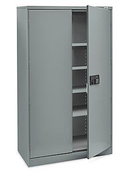 "Electronic Storage Cabinet - 48 x 24 x 78"", Gray H-6314GR"