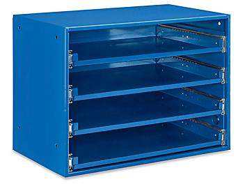 Empty Outer Cabinet for Steel Compartment Boxes H-6401