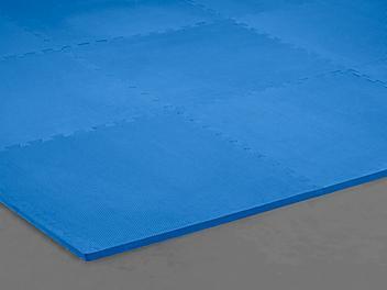 "Foam Floor Tiles - 24 x 24"", 5/8"" thick, Blue H-6536"