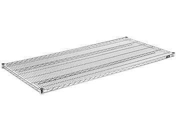 """Additional Chrome Wire Shelves - 72 x 30"""" H-6730C"""