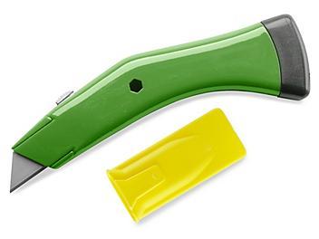 E-Z Change Knife - Green H-673G