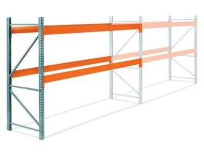 Add-On Unit for 2 Shelf Pallet Rack - 144 x 42 x 96