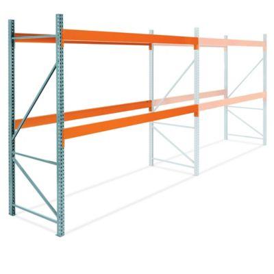 Add-On Unit for 2 Shelf Pallet Rack - 144 x 48 x 120
