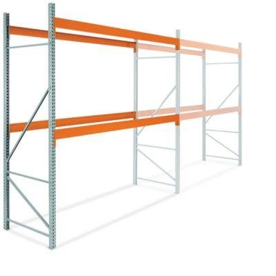 Add-On Unit for 2 Shelf Pallet Rack - 144 x 48 x 144