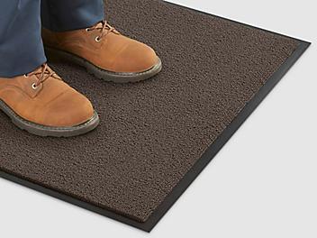 Deluxe Carpet Mat - 3 x 6', Brown H-682BR