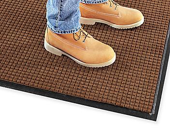 Waterhog™ Carpet Mat - 3 x 10', Brown H-694BR