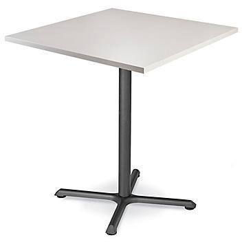 "Bar Height Table - 42 x 42"", Light Gray H-6969GR"