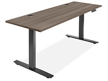 "Adjustable Height Desk - 72 x 24"""