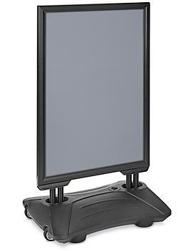 "WindPro® Heavy Duty Snap Edge Sign - 24 x 36"" H-7041"