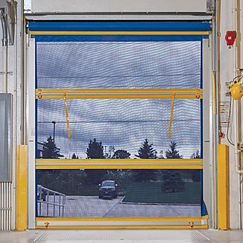 Dock Bug Door - 10 x 10' H-7157