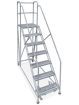 "Work Platform - 7 Steps, 24 x 24"" H-7254"