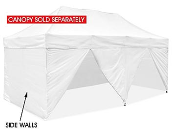 Side Walls for Instant Canopy - 10 x 20'