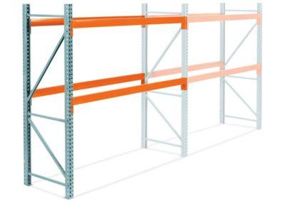 Add-On Unit for 2 Shelf Pallet Rack - 96 x 36 x 96