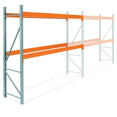 Add-On Unit for 2 Shelf Pallet Rack - 144 x 36 x 120