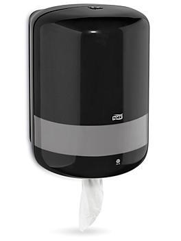 Tork® Center Pull Towel Dispenser - Black H-7544BL