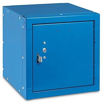 "Stackable Cube Locker - 12 x 12 x 12"", Blue H-7587BLU"