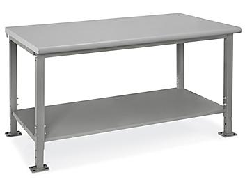 """Heavy-Duty Packing Table - 60 x 36"""", Laminate Top H-7606-LAM"""