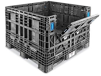 """Collapsible Bulk Container - 48 x 45 x 34"""""""