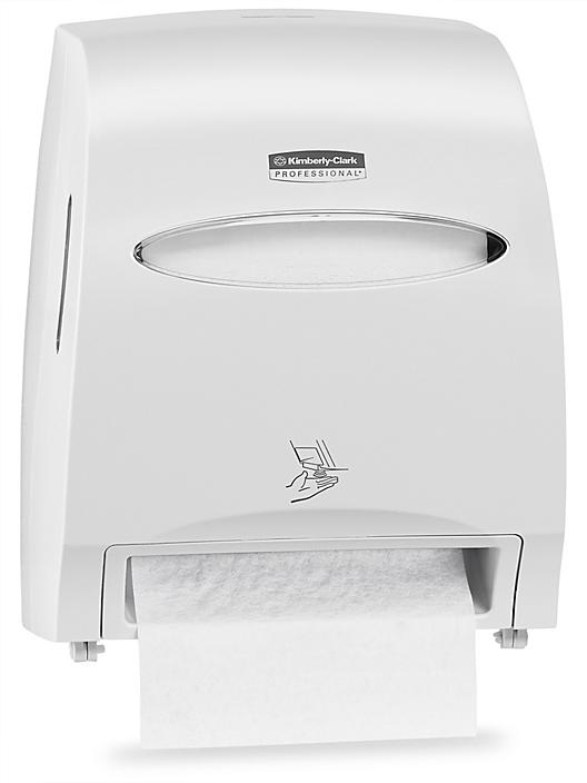 Kimberly-Clark® Automatic Paper Towel Dispenser - White H-7883W
