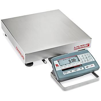 Ohaus Defender® 5000 Digital Scale - 250 lbs x .01 lb H-8106
