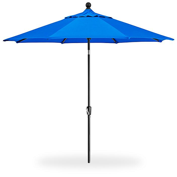 Umbrella - 9', Blue H-8158BLU
