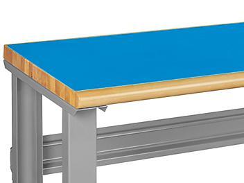 """Workbench Mat - 48 x 22"""", Blue H-8179BLU"""
