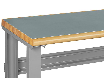 """Workbench Mat - 48 x 22"""", Gray H-8179GR"""