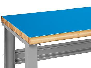 """Workbench Mat - 60 x 28"""", Blue H-8180BLU"""