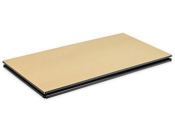 "Additional Shelf for Heavy-Duty Boltless Shelving - 48 x 24"" H-8407-ADD"