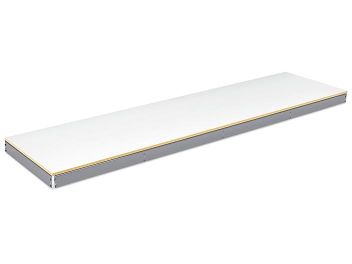"Additional Shelf for Wide Span Storage Racks - Laminate Board, 96 x 24"" H-8601-ADD"