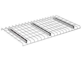 """Pallet Rack Wire Decking - 46"""" Wide, 24"""" Deep H-8618"""