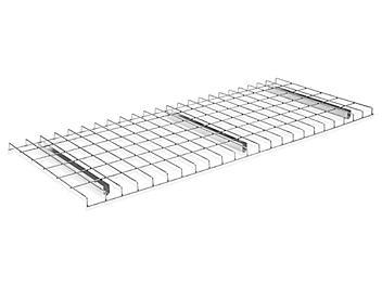 """Pallet Rack Wire Decking - 58"""" Wide, 24"""" Deep H-8620"""