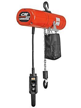 Electric Chain Hoist - 1/2 Ton Capacity H-8626