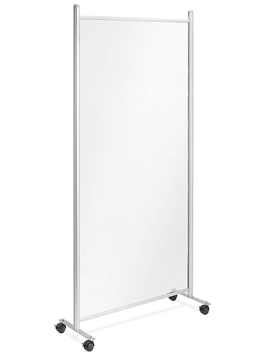 Safety Partition - Silver H-8863SIL