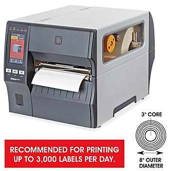 Zebra ZT421 Direct Thermal/Thermal Transfer Printer - 203 dpi H-8911