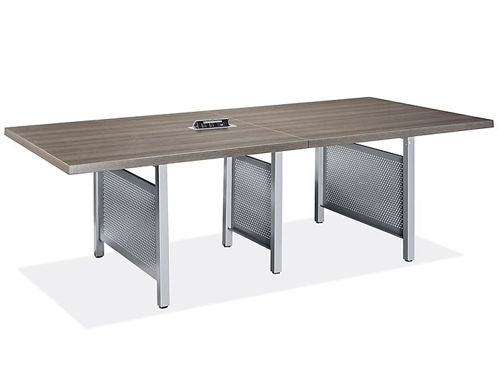 """Downtown Conference Table - Powered, 96 x 48"""" H-8954"""