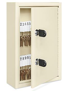 Dual Lock Key Cabinet - 30 Key H-8972