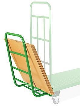 """Optional Cardboard Catcher - 24"""" Width, Green H-8997G"""