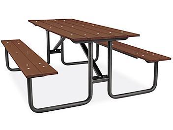 Composite Picnic Table - 6'
