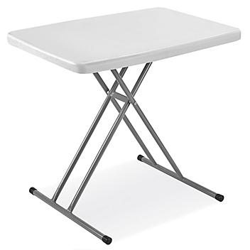 """Personal Folding Table - 30 x 20"""" H-9134"""