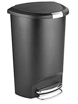 simplehuman® Step-On Trash Can - 13 Gallon H-9142