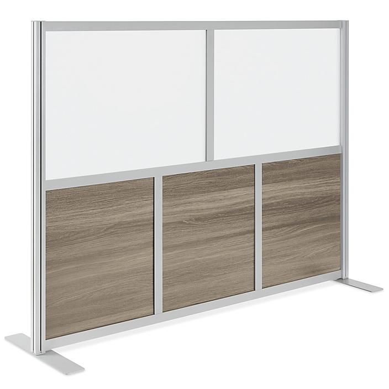 "Downtown Room Divider - Starter, 68 x 52"" H-9157"
