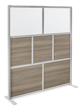 "Downtown Room Divider - Starter, 68 x 78"" H-9158"