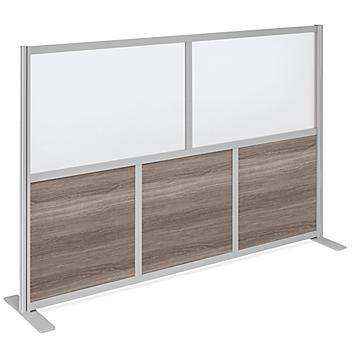 "Downtown Room Divider - Starter, 80 x 52"" H-9159"