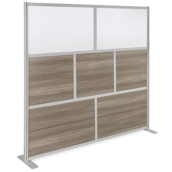 "Downtown Room Divider - Starter, 80 x 78"" H-9160"