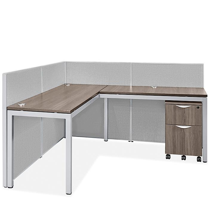 Downtown Privacy Workstation - 1-Person