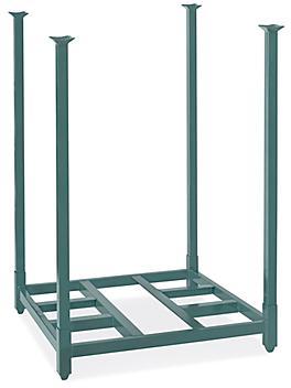 "Portable Stack Rack - 48 x 48 x 60"" H-9221"