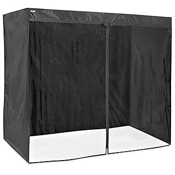 """Mobile Shelving Cover - 72 x 36 x 63"""", Deluxe H-9222DLX"""
