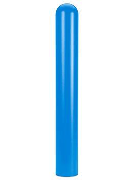"""Smooth Bollard Sleeve - 6 x 56"""", Blue H-9231BLU"""