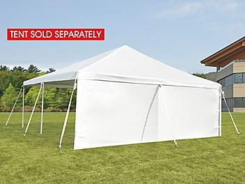 Side Wall for Event Tent - 20', Solid H-9237